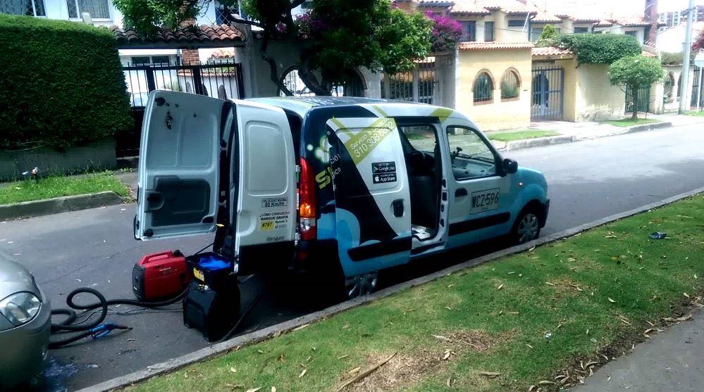 Vapor Car Wash Lima